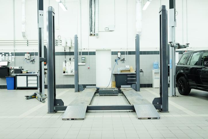 The Advancement of the Automotive Lift